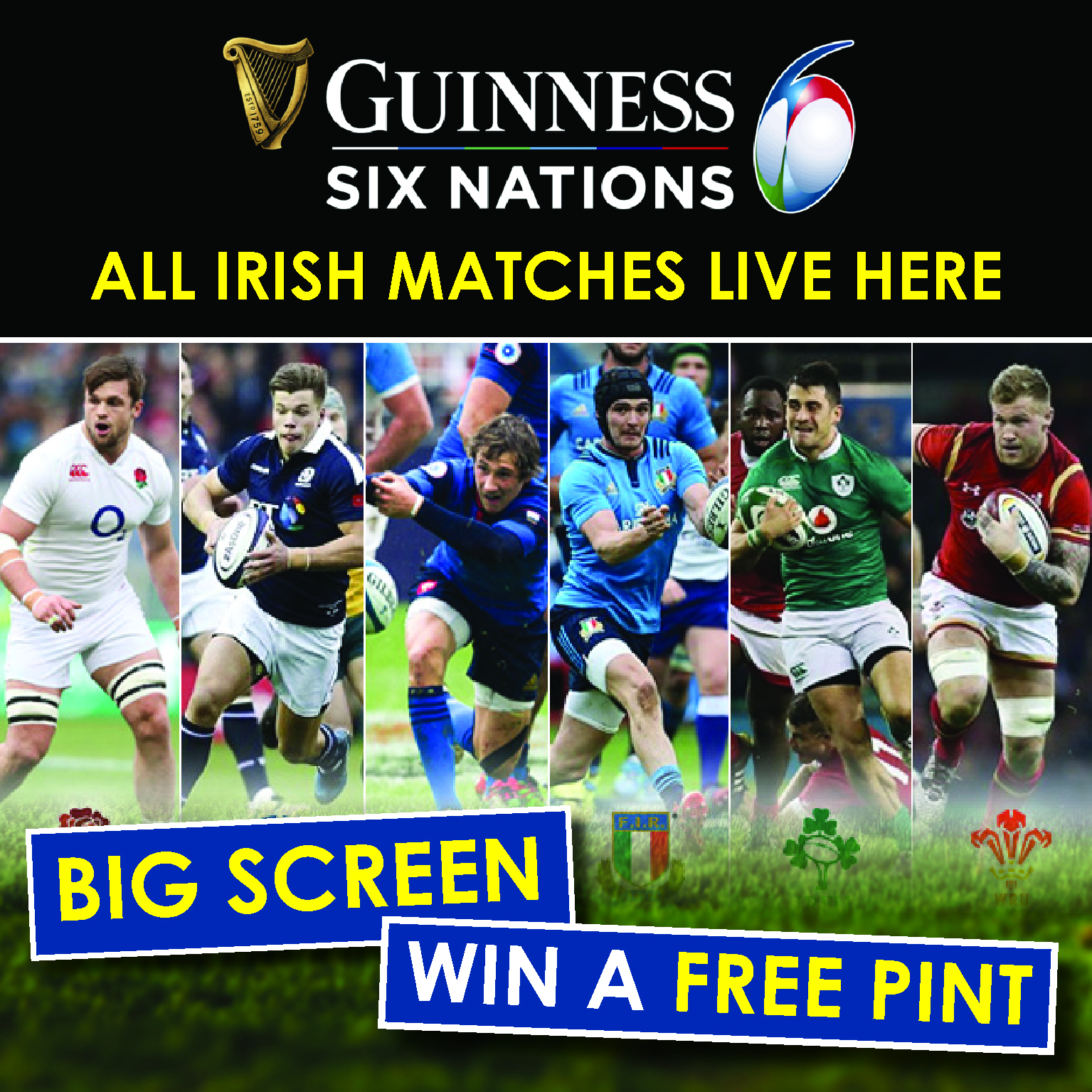 Six Nations Live