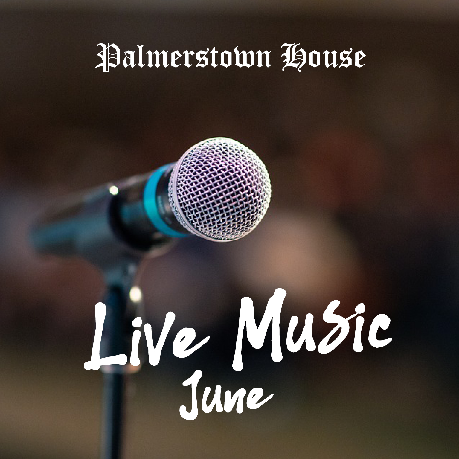 Live Music at Palmerstown House every weekend in June. Join us for acts such as James Bermingham's George Michael Tribute, Back For Good and Electric Lemon.
