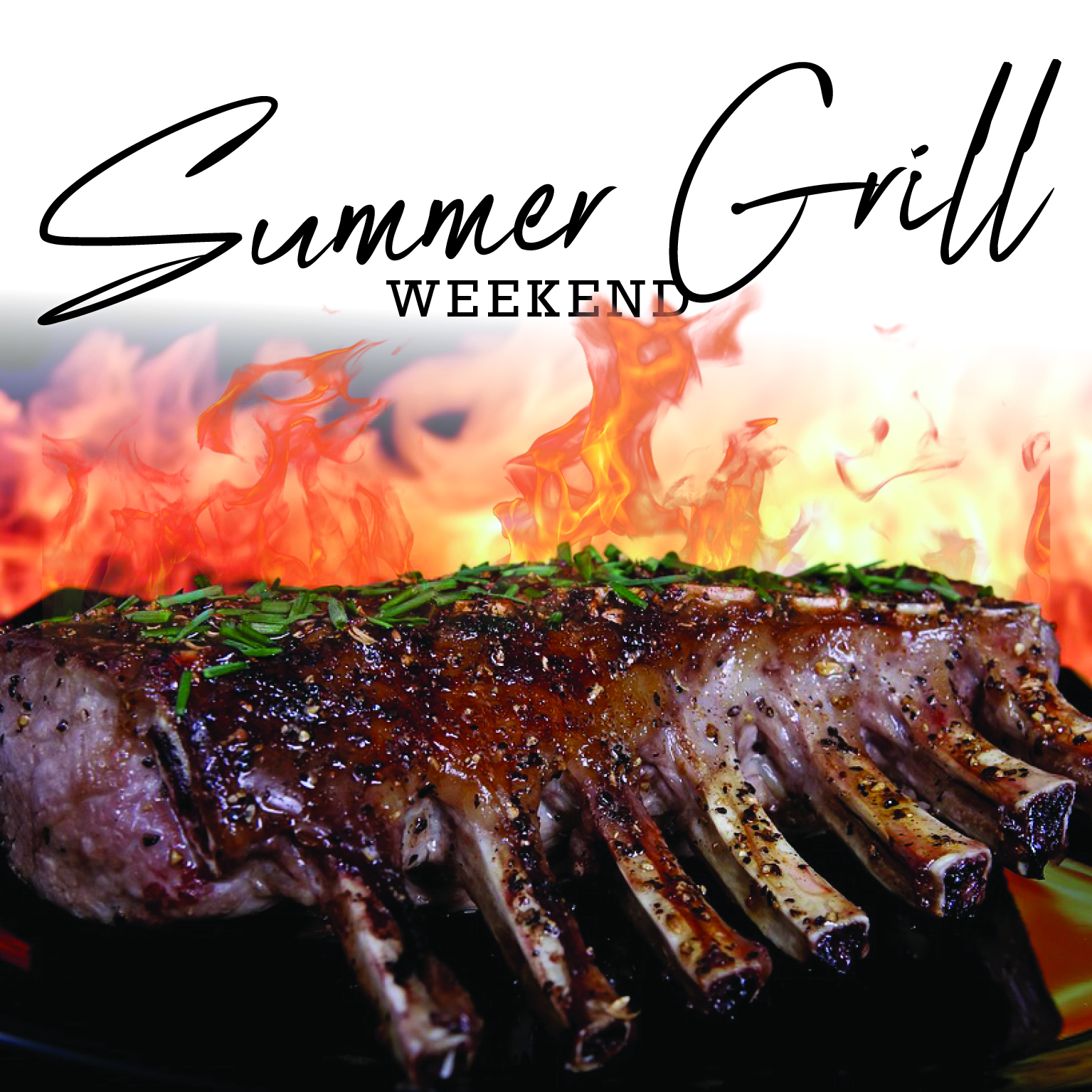 Summer Grilling at Palmerstown House